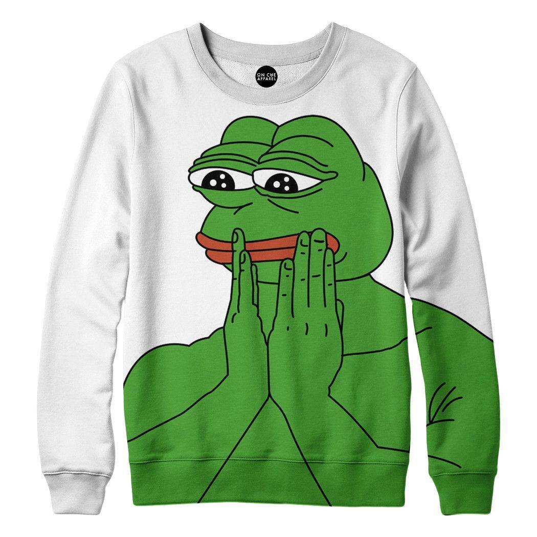 Pepe The Frog Sweatshirt