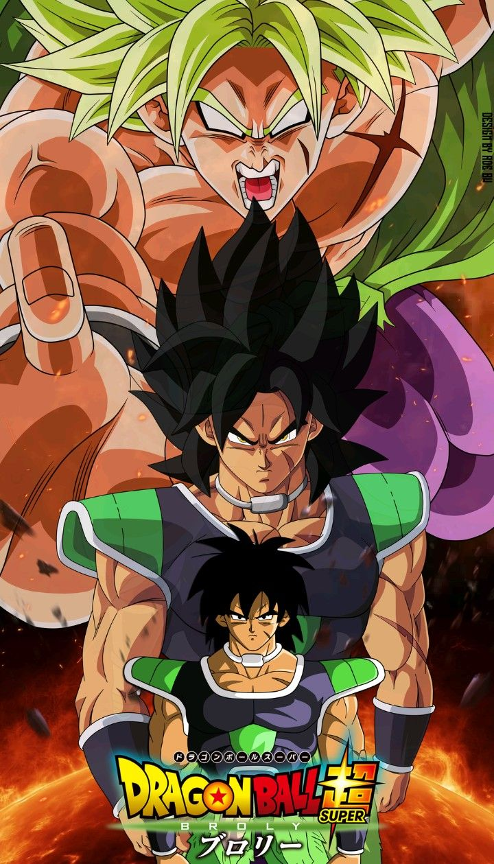 Watch Dragon Ball Z: Broly - The Legendary Super Saiyan ...