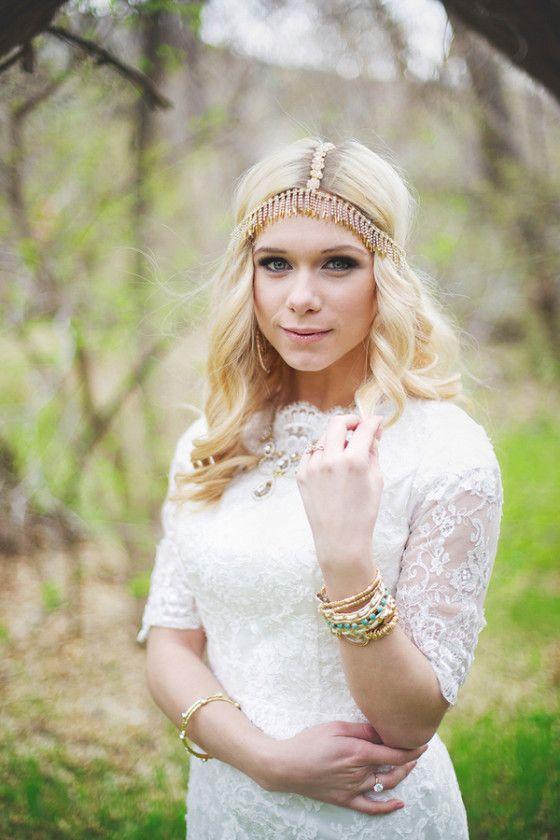 Southern Bridal - A Bohemian Romance Styled Shoot