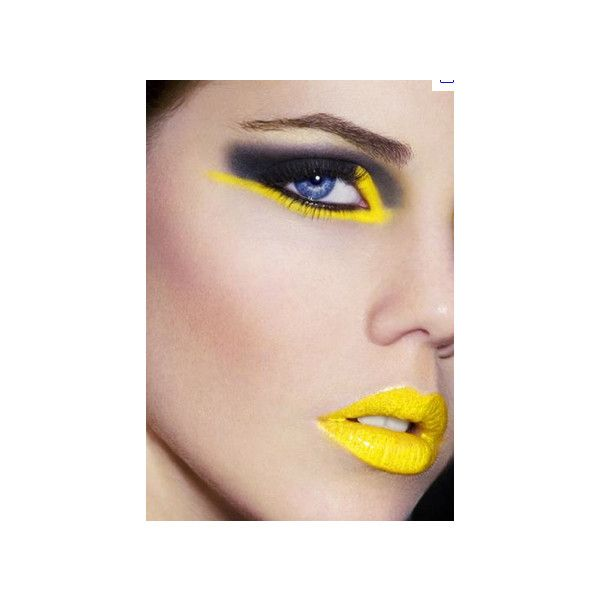 smokey eye | Tumblr ❤ liked on Polyvore