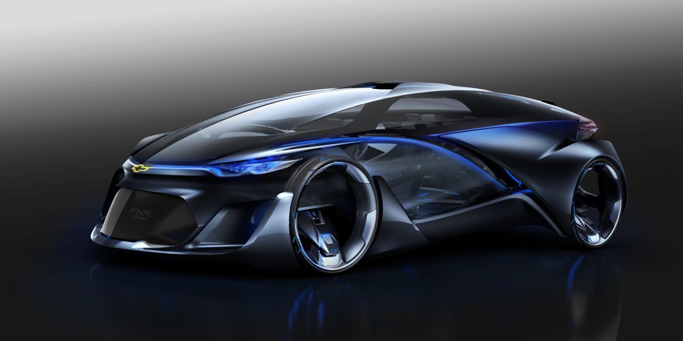 Chevrolet FNR Concept #chevrolet