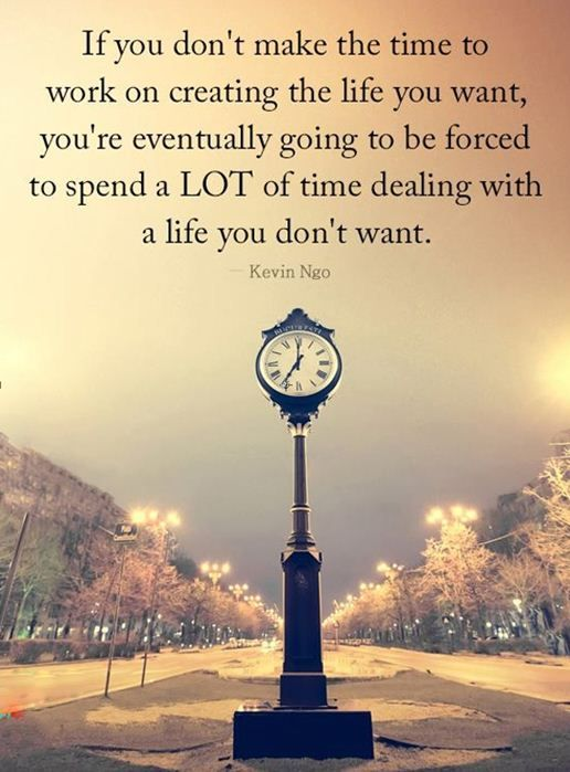 Cool Positive Life Quotes Fear Not If You Use Waste Time The Right Way Positive Quotes For Life Amazing Inspirational Quotes Inspirational Quotes With Images
