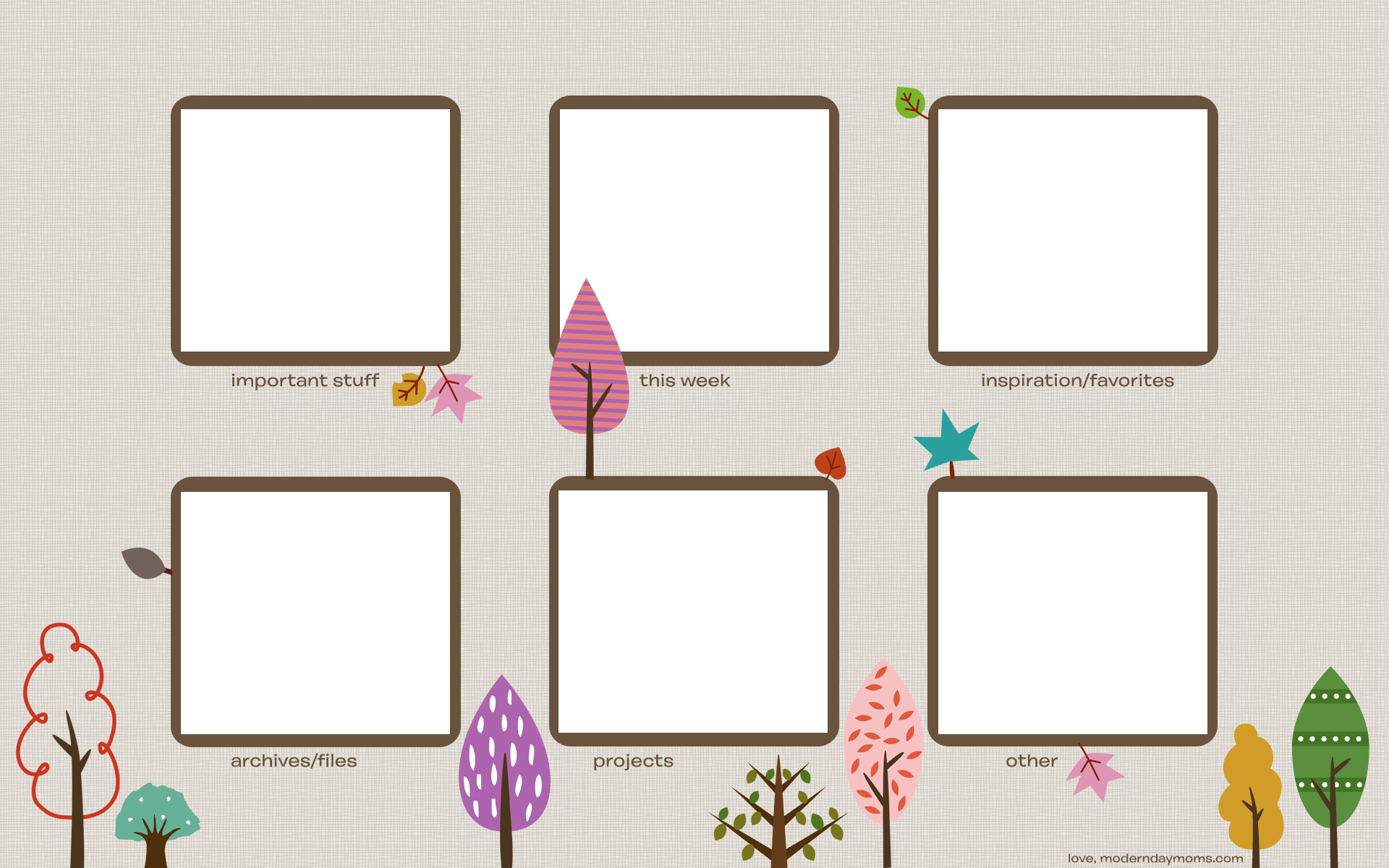Organize those desktop icons   For The Tablet   Pinterest   Icons ...