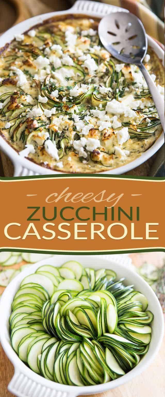 Zucchini Casserole Cheesy Zucchini Casserole by Sonia! The Healthy Foodie | Recipe on Cheesy Zucchini Casserole by Sonia! The Healthy Foodie | Recipe on