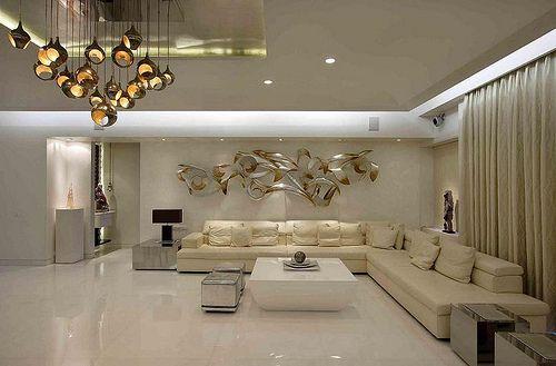 Living Room Pictures Luxury By Mahesh Punjabi Associates Interior