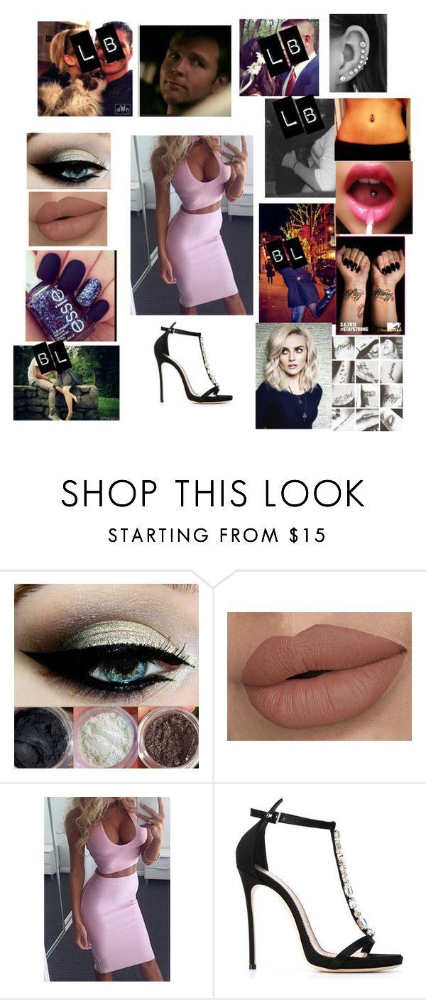 """Leah and Blade kiss"" by thefuturemrsambrose ❤ liked on Polyvore featuring Dsquared2, CENA, Forum and wwediva"