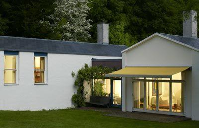 Fin Juhls House at Ordrupgaard museum