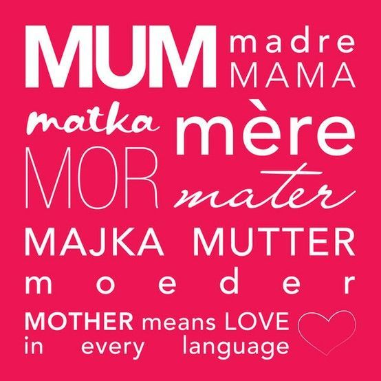 Different Languages Mothers Happy Many Say Day Insay Happy Mother S Day In Many Different La Mothers Day Quotes Happy Mother S Day Inspirational Quotes