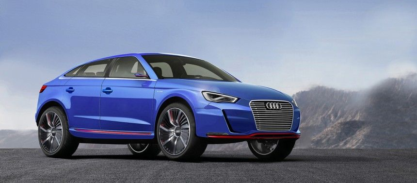 2018 audi electric suv.  audi 2018 audi q6 electric suv etron concept was revealed at frankfurt show to audi electric suv