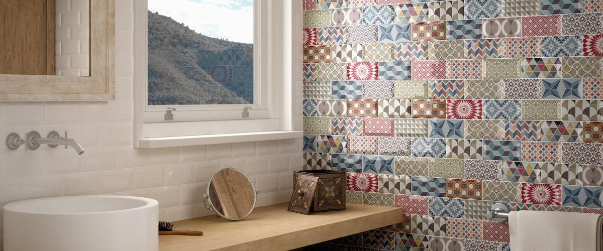 Metro nais decoro azulejos azulejos ba o y cocinas - Azulejos antiguos para cocina ...