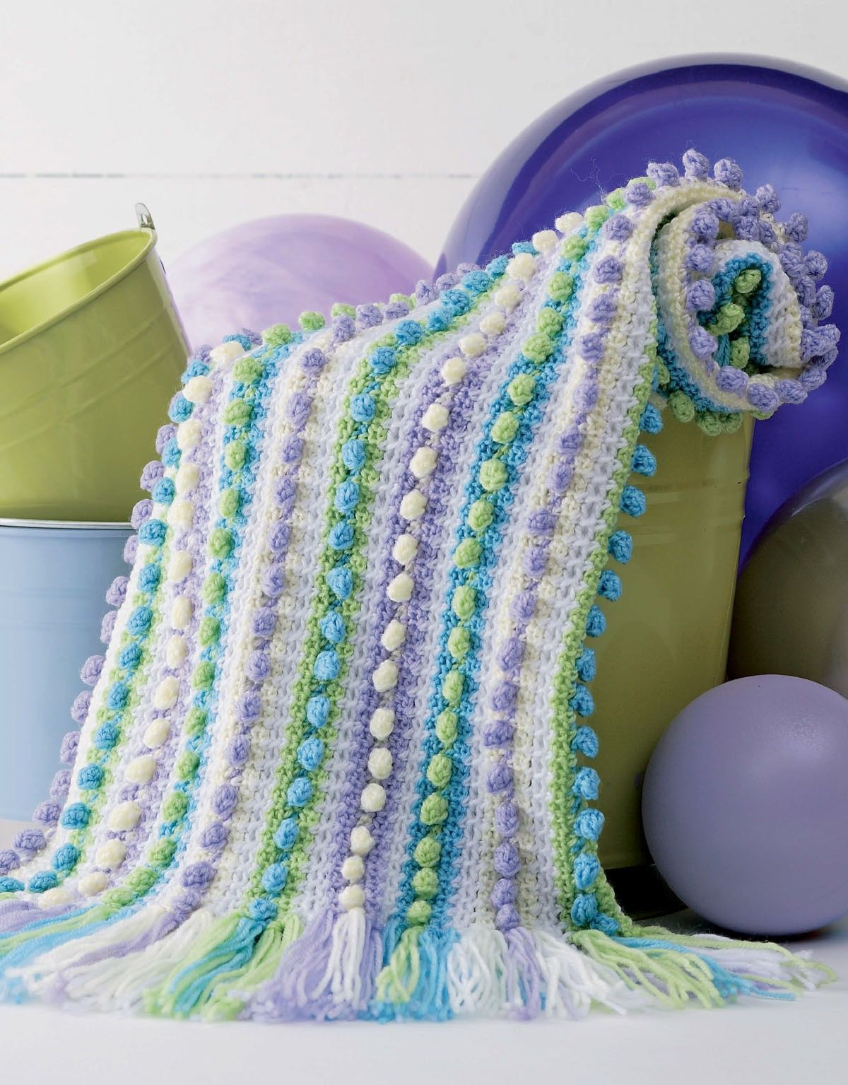 Baby Bubble Wraps Pinterest Bobble Stitch Sport Weight Yarn And