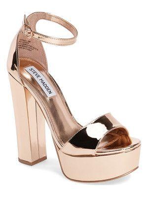 243110ce1e0 Steve Madden gonzo platform sandal