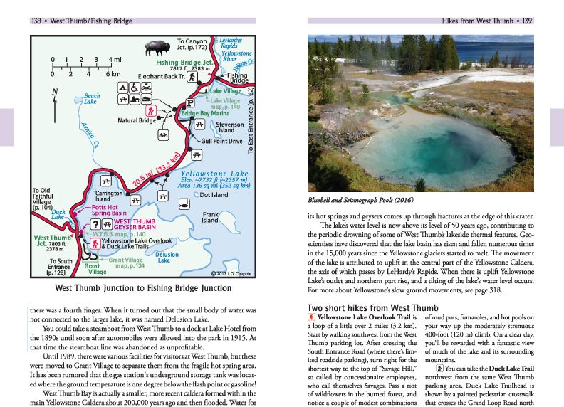 New Edition of the Guidebook – Yellowstone Treasures (June ... on map of grand prismatic spring, map of yellowstone geysers, map of mud volcano, map of firehole canyon drive, map of mystic falls, map of yellowstone national park, map of old faithful area, map of yellowstone river,