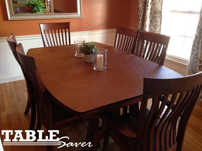 Dining Room Table Protective Pads Awesome Wwwtablesaver #tablesaver #table Pads #table #pads #saver Inspiration Design