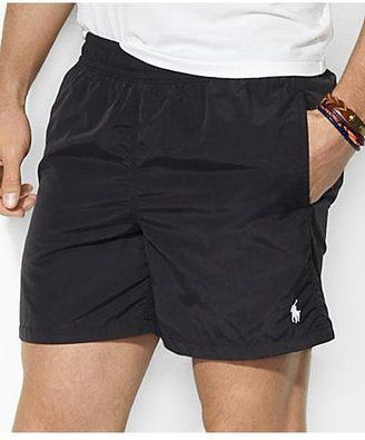d6933af7aa ShopStyle: Polo Ralph Lauren Hawaiian Swim Trunks Swimwear | Men's ...