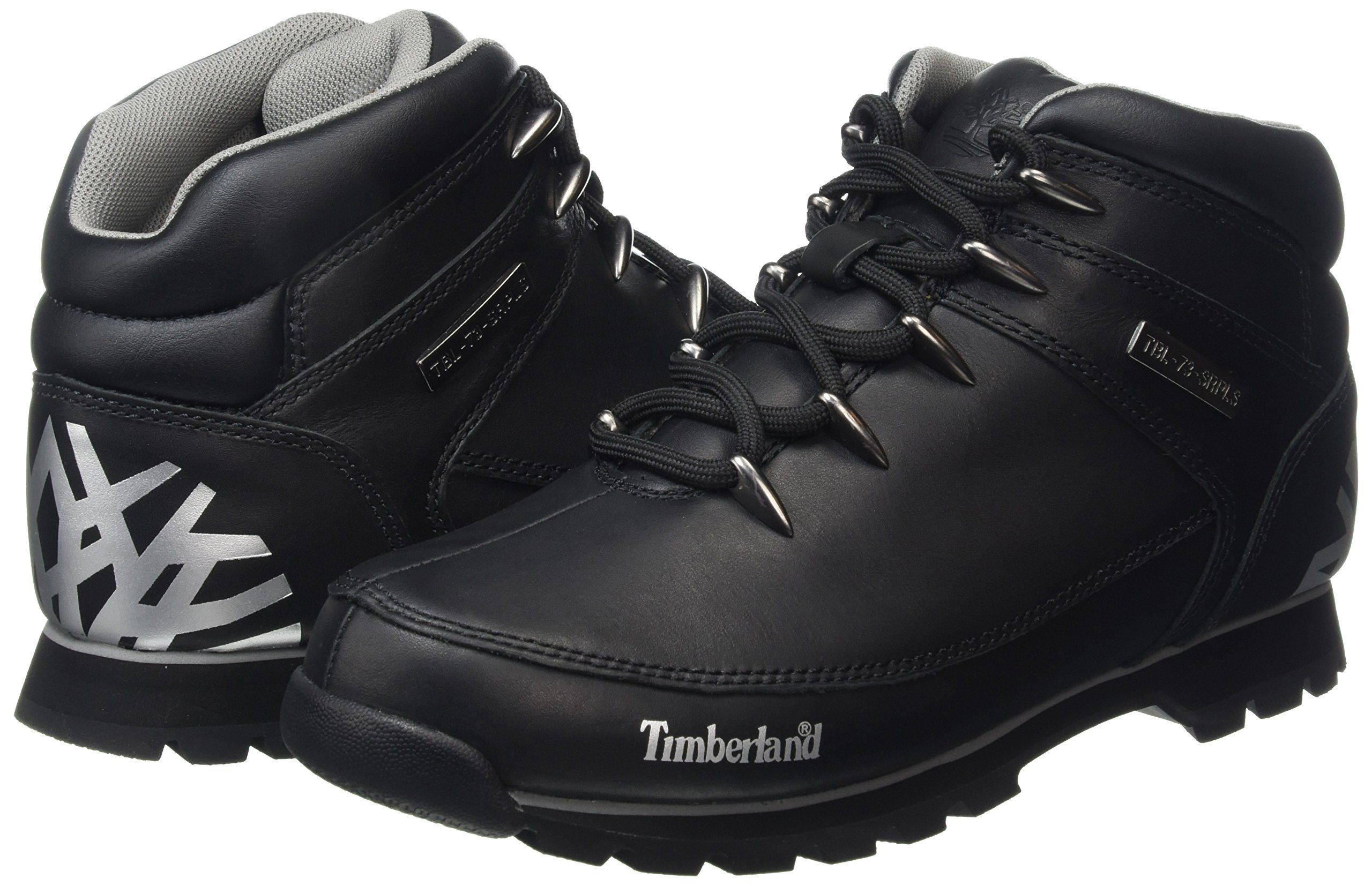 Timberland Euro Sprint Hiker A17JR Color: Black Size: 8.0
