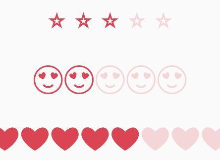 Minimal Emoji Rating Plugin With Jquery Emoji Ratings With
