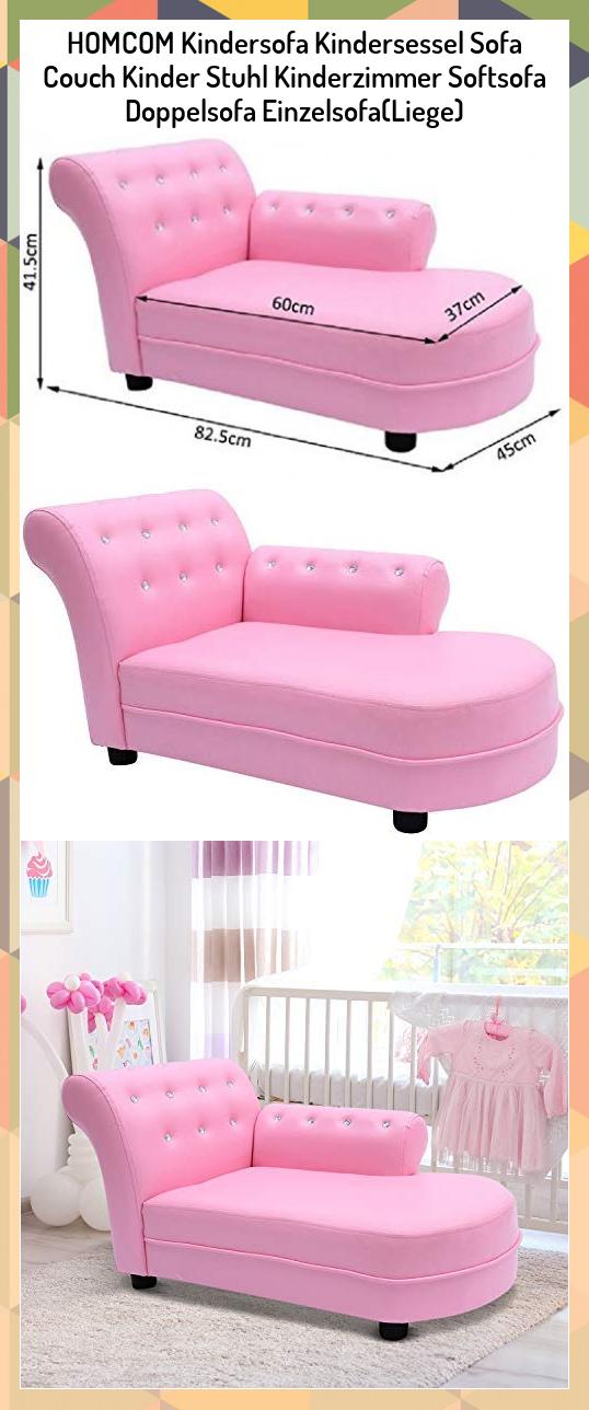 Homcom Kindersofa Kindersessel Sofa Couch Kinder Stuhl