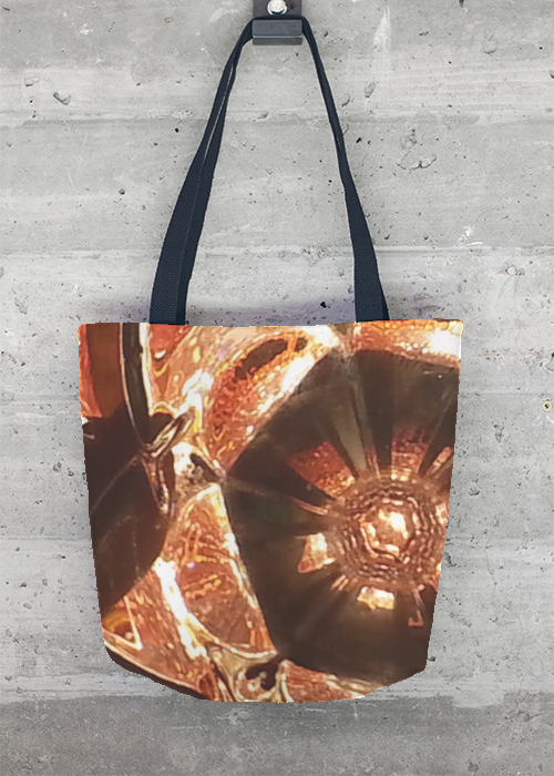 Tote Bag - Flower Garden by VIDA VIDA