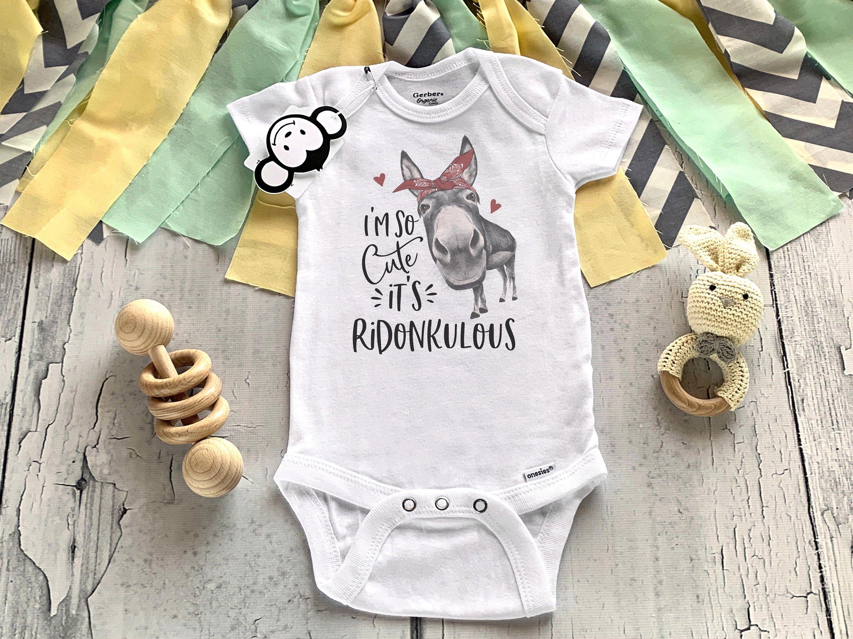 Converse Lets Rock Infant Toddler Baby Kids Onesie Set Blue//Red