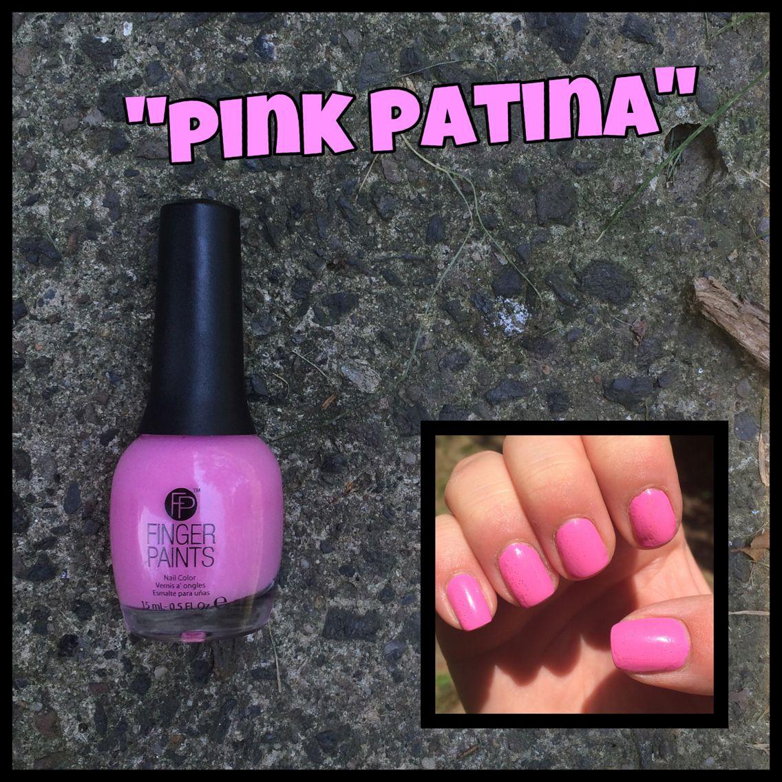 32. Finger Paints: Pink Patina #Nails #NailPolish ...