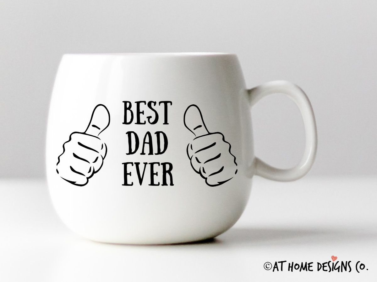Free I wanted to do something more personal and meaningful for this father's day. Best Dad Ever Svg Father S Day Svg Dad Svg Shirt For Etsy Fathers Day Mugs Gifts In A Mug Best Dad SVG, PNG, EPS, DXF File