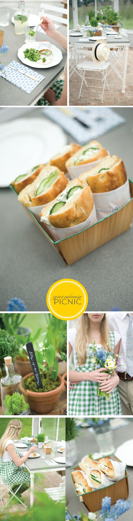 Love these ideas for picnics...