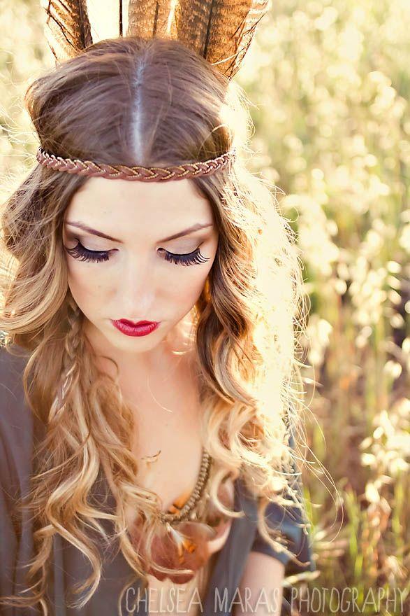 DIY Easy Braided Hair Headband