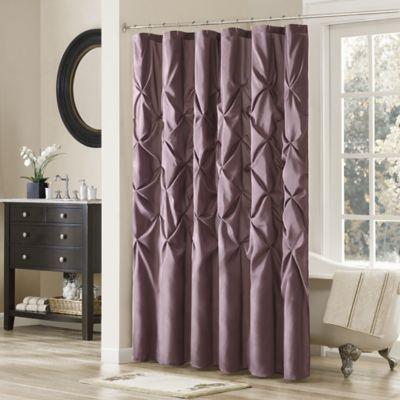 Madison Park Laurel 72 X Shower Curtain