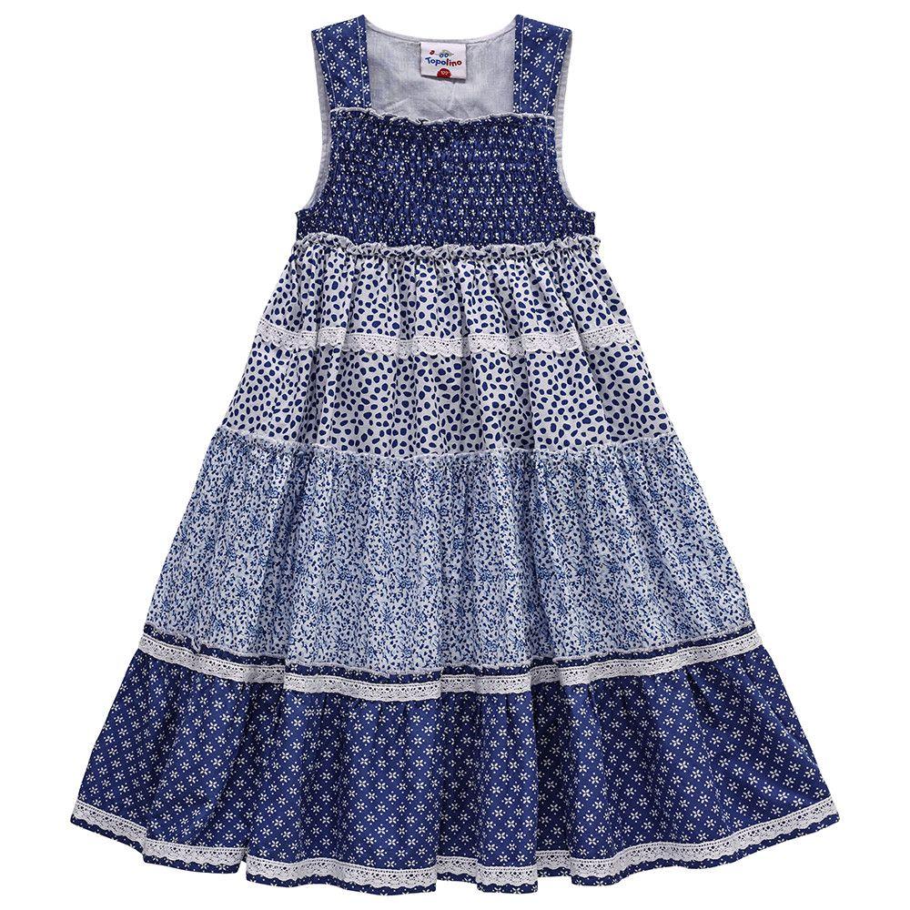 49d702ef22cdce Mädchen-Kleid von Topolino für Mädchen bei Ernstings family online bestellen