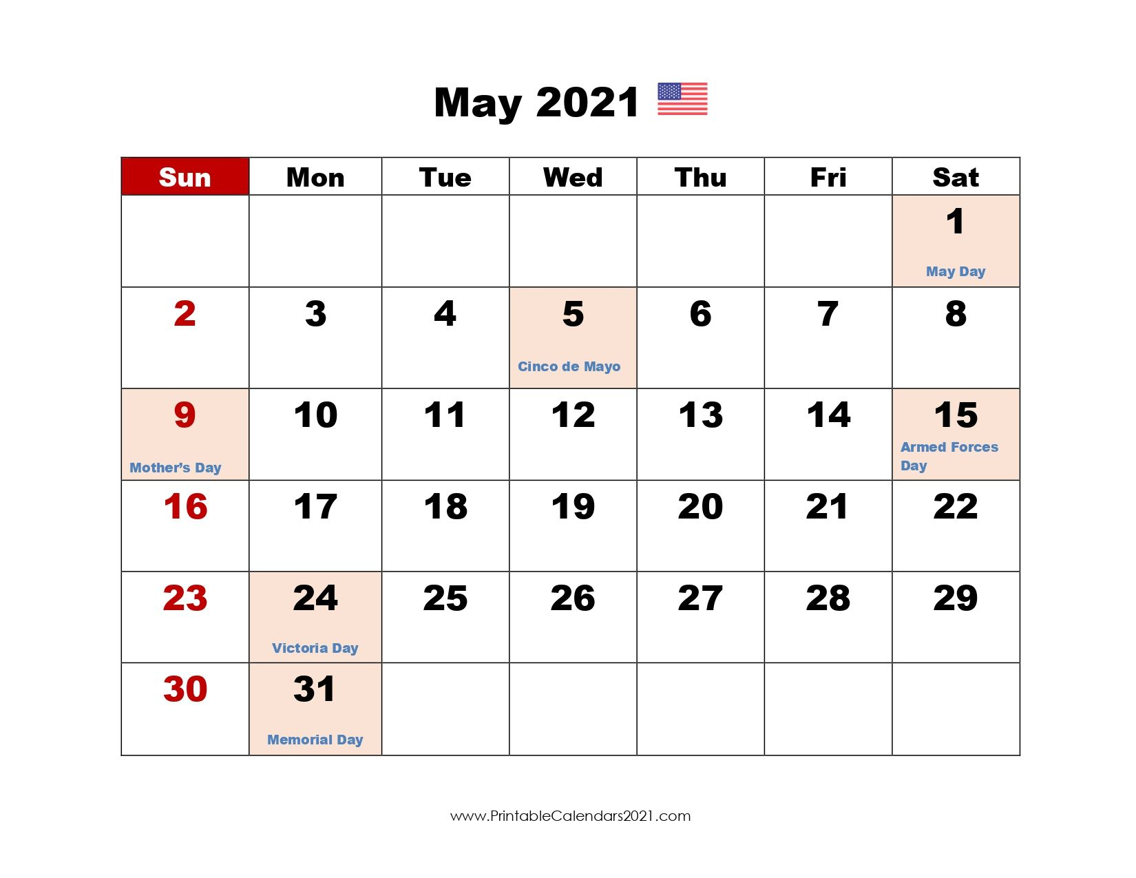 Pin On Printable Calendar 2021