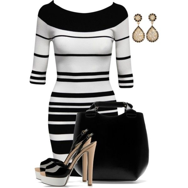 Untitled #2844, created by lisa-holt on Polyvore