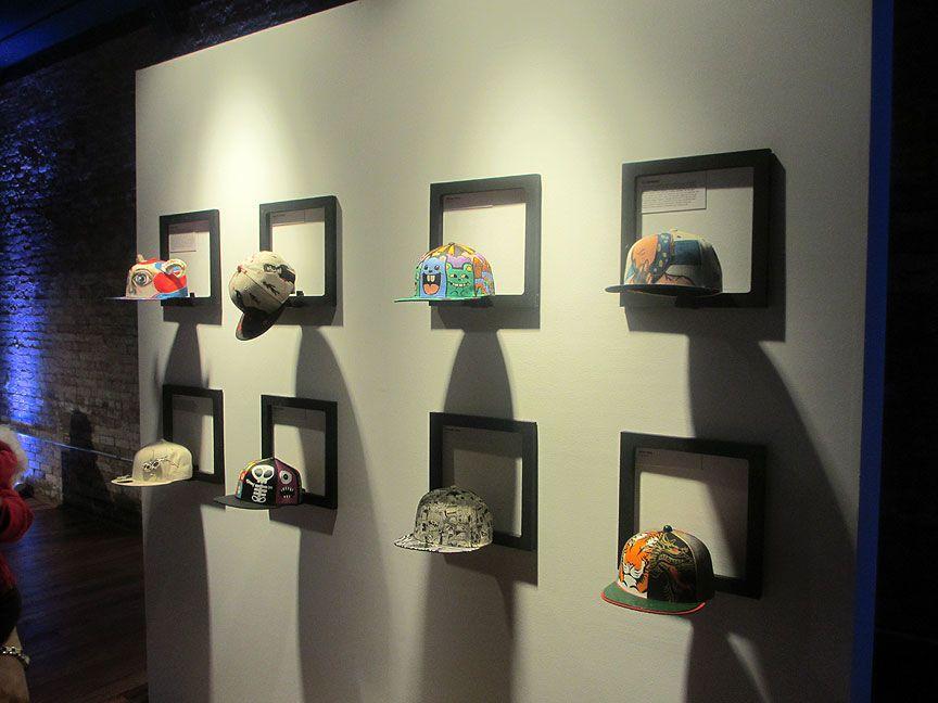 Hat Display Ideas Hat Display Cap Display Ideas