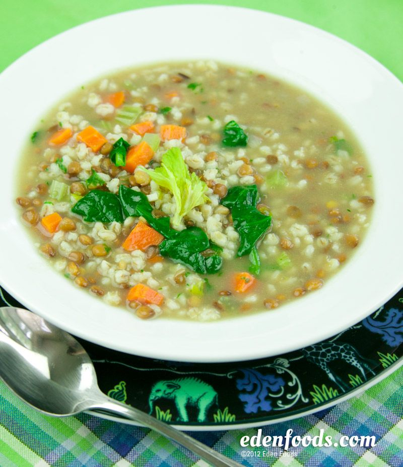 Barley diet for weight loss