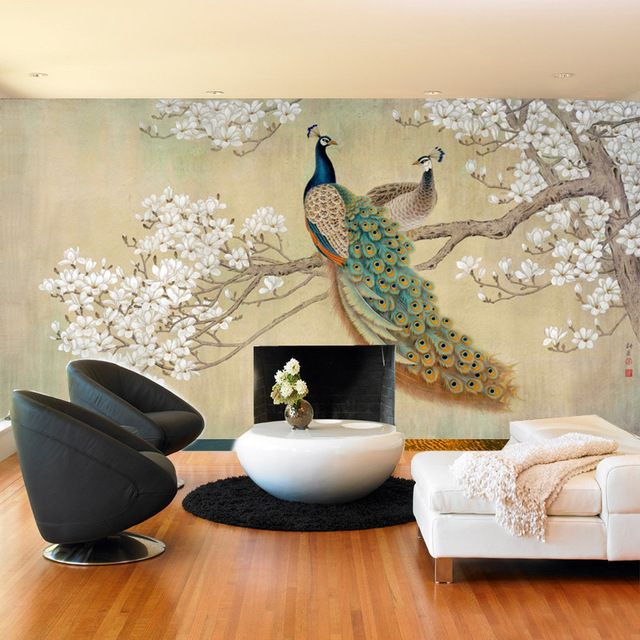 Resultado de imagen para papel tapiz para salas dibujos Pinterest - tapices modernos