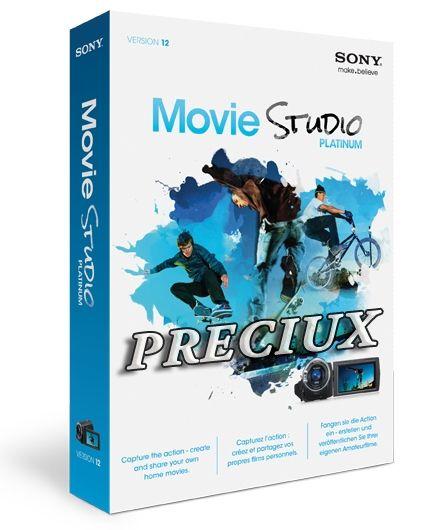 Movie Studio Platinum 12 Suite For Sale