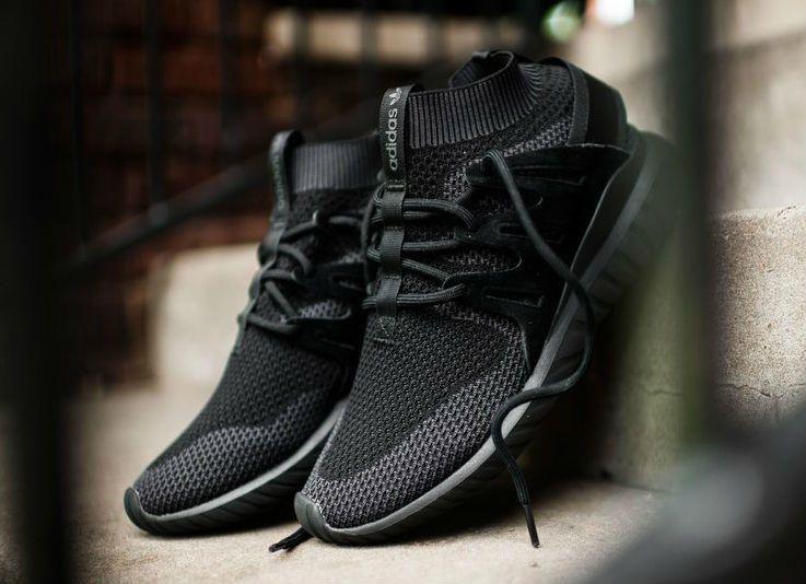 adidas tubular nova primeknit men's running shoes