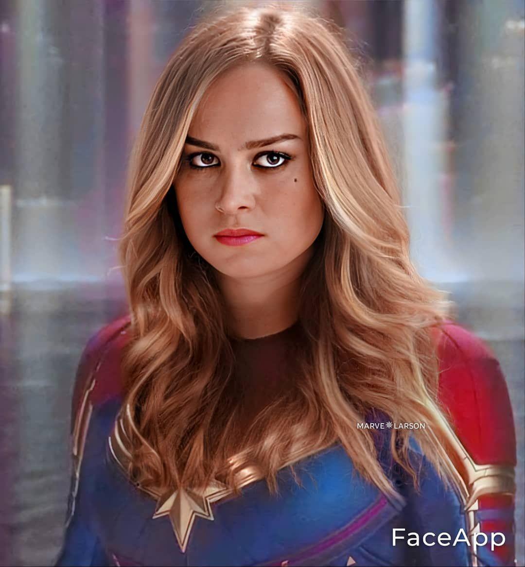 Pin By Olin Arviso On Brie Larson In 2020 Captain Marvel Carol Danvers Captain Marvel Hair