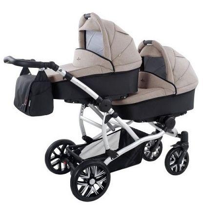 B42 Duowagen Twins Tandem Prams Baby Strollers Pram