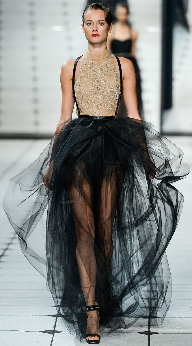 ✜ Jason Wu | Spring 2013 RTW ✜ http://www.vogue.com/collections/spring-2013-rtw/jason-wu/review/ More on Dress & Trends