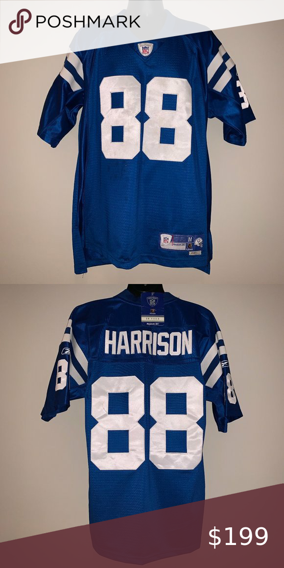 Reebok Marvin Harrison Indianapolis Colts Boutique In 2020