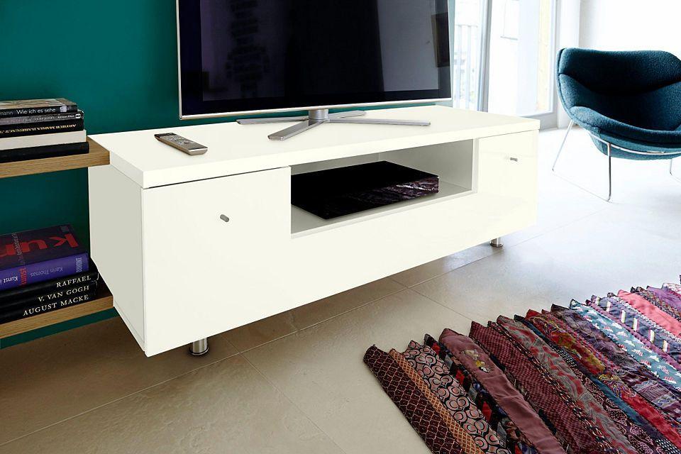 now! by hülsta TV-Lowboard »now! time«, Breite 140 cm Jetzt - hülsta möbel wohnzimmer