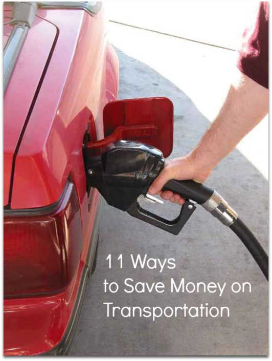 11 Ways To Save Money On Transportation Saving Money Ways To