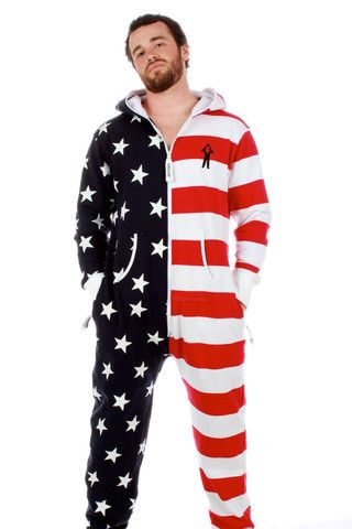 American Flag Clothing All America All The Time Shinesty Threads American Flag Clothes Usa Outfit Mens Onesie
