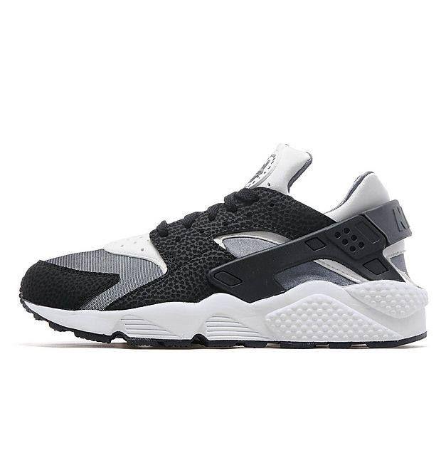 size 40 92c35 39863 Available now via JD Sports. Nike Air Huarache Safari Print Black White.  Link