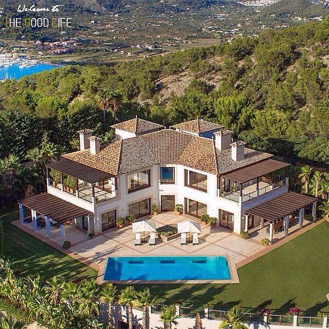 Laguna Beach Luxury Homes: Dream House Exterior, House