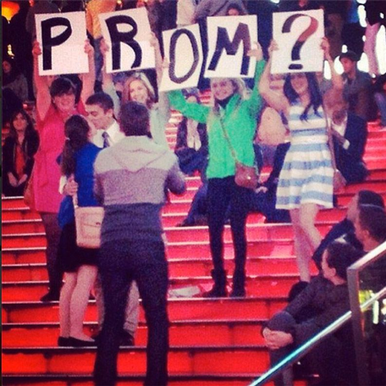 5 Super Cute Promposals Promposal And Prom