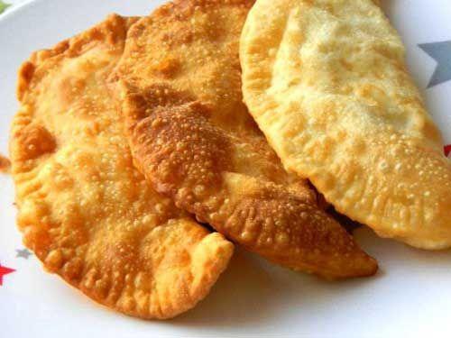 Чебуреки рецепт с картошкой