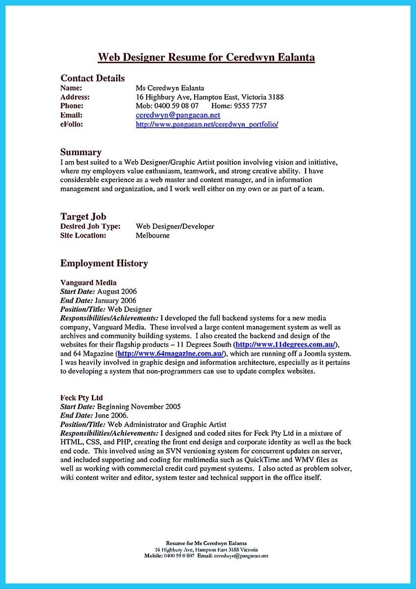 cool artist resume template that look professionalhttpsnefciorg