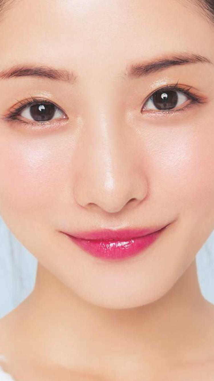 2019 年の「石原さとみ メイク 可愛い 女優 make | 石原さとみ ...